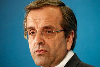 Հունաստանի նոր վարչապետը ստանձնեց պաշտոնը