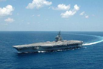 ԱՄՆ-ն Մերձավոր Արևելք է գործուղել «Էյզենհաուեր» ավիակիրը