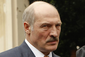 Lukashenko arrives in Venezuela