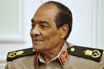 Tantawi Egypt's defense minister