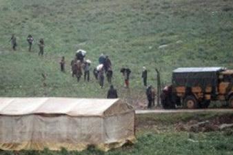 Turkey will make buffer zone on Syrian border