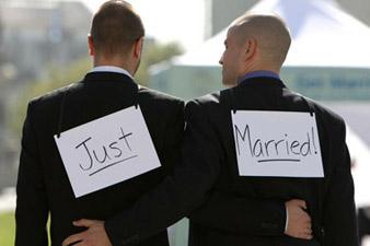 Ֆրանսիայում հնարավոր է օրինականացնեն միասեռ ամուսնությունները
