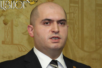 Armen Ashotyan: Exams from history have always been difficult