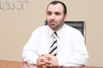 Armen Abrahamyan Head of the State Social Security Service