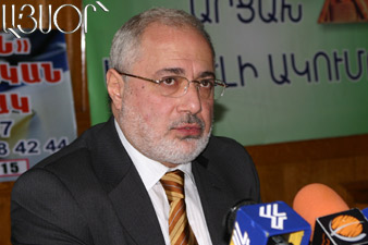 Hovhannisyan: putting down mandate is not a punishment