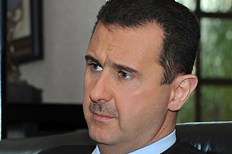 Assad has blamed Turkish PM for supporting terrorists in Syria