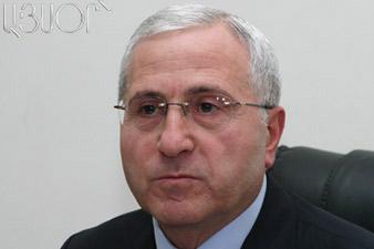 Министр сельского хозяйства С.Карапетян находится с визитом в НКР