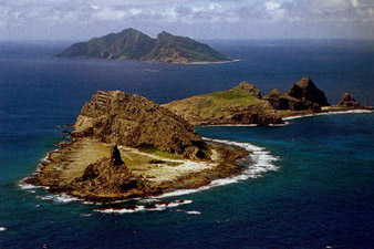 Japan wants to buy Senkaku islands