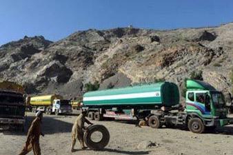 Աֆղանստանից եկող ՆԱՏՕ-ի բեռները անցնելու են Վրաստանի տարածքով