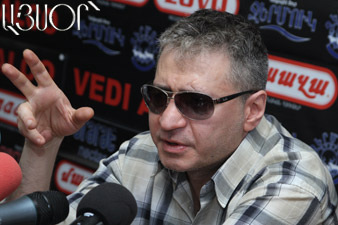 "Vahram Sahakyan joked, ""Didn't I have the right?"""