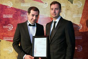 Euromoney 2012 Գերազանցության մրցանակը` Ամերիաբանկին