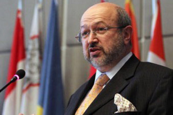 OSCE Secretary General Lamberto Zannier is to arrive in Armenia