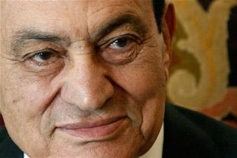 Mubarak was sent back to prison