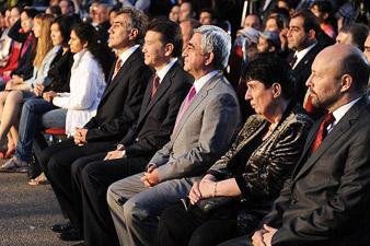S.Sargsyan attends Women Grand Prix International Chess Tournamen