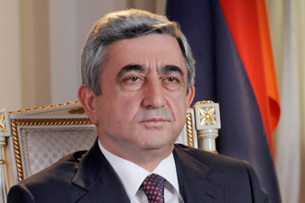 Президент Армении поздравил Бако Саакяна с победой