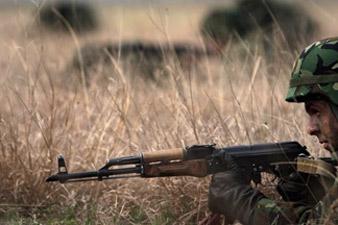 Հայ դիրքապահների ուղղությամբ արձակվել է ավելի քան 1500 կրակոց