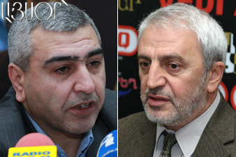 "Manukyan told Sirunyan: ""Have no comments, thanks"""
