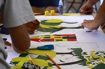 Շուշիում անցկացվել է ապլիկացիայի մանկական մրցույթ