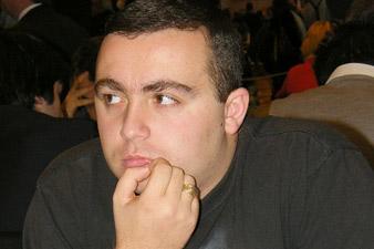 Tigran Petrosian in Kavala