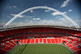 Wembley Stadium keys lost by London police