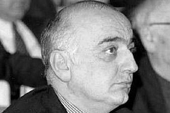 Vano Siradeghyan dead, paper says