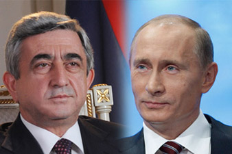 Serzh Sargsyan leaves for short vacation