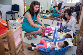 Հիմնանորոգվել է Գյումրու «Երեխաների տուն» մանկատունը
