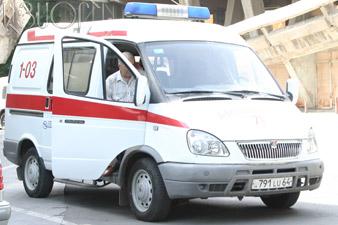 Ավտոպատահար Գյումրիում. 4 մարդ զոհվել է