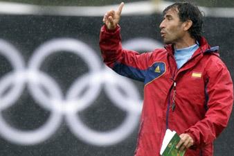 Իսպանացիները դժգոհ են օլիմպիական թիմի գլխավոր մարզչից