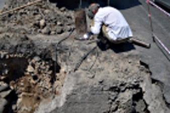 Արաբկիր վարչական շրջանում փոխարինվում էր վթարված ջրագիծը