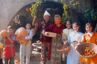 August 11 marks Navasard, ancient Armenian New Year
