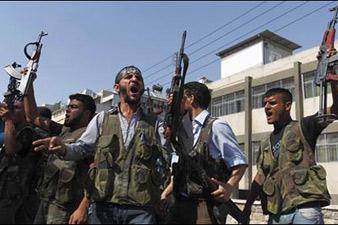 На границе Сирии и Иордании вспыхнул бой между военнослужащими