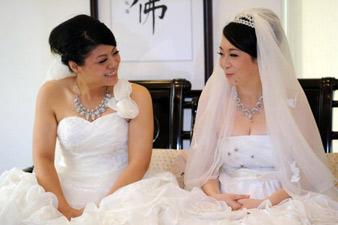 Թայվանում այսօր ամուսնացել է  առաջին համասեռամոլ զույգը