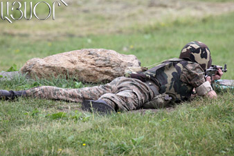 Azerbaijan violates ceasefire 200 times during past week