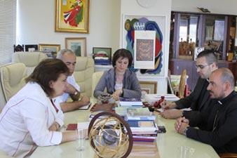 Հայաստանում են հայ Կաթողիկե եկեղեցու ներկայացուցիչները
