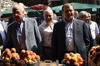 Երևանում կգործի ևս մեկ գյուղմթերքի շուկա