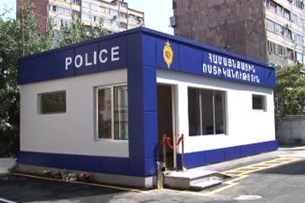 Մայրաքաղաքում բացվեց ոստիկանության ևս երեք հենակետ