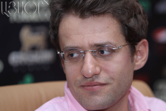 Aronian, Danielian to participate in Mind Games in Beijing