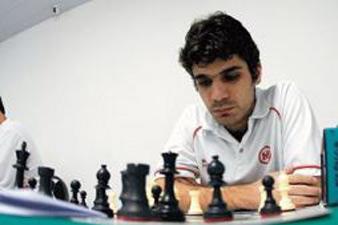 Armenian chess players at Maringa