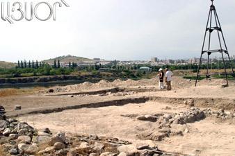 В Шенгавите существовала цивилизация пятитысячелетней давности