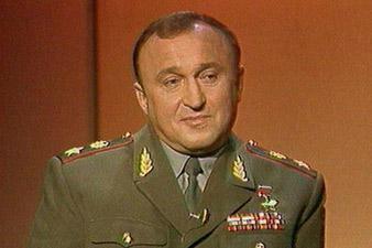 Մահացել է ՌԴ նախկին պաշտպանության նախարար Պավել Գրաչով