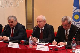 Наблюдатели СНГ: Выборы в Армении были демократическими