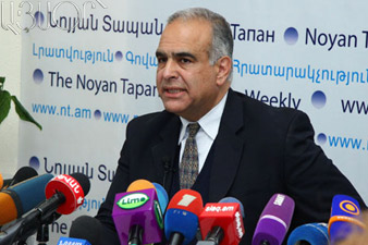 Раффи Ованнисян: Во время встречи с С.Саргсяном о должности речи не было