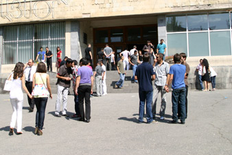 4,309 Diaspora Armenian students study at universities of Armenia