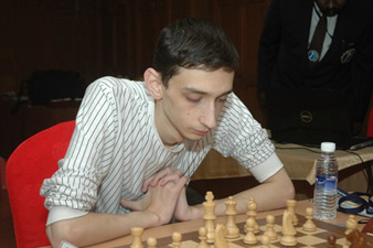 GMs R. Hovhannisyan and Z. Andriasian to take part in Universiade