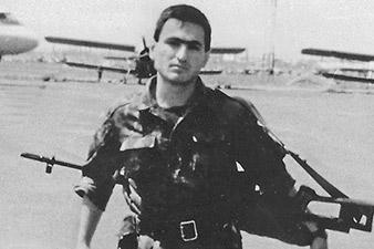 Հերոսապատում. Ես զինվորն եմ իմ երկրի. Դուշման Վարդան