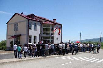 ԼՂՀ Հադրութի շրջանի Դրախտիկ գյուղում մանկապարտեզ բացվեց