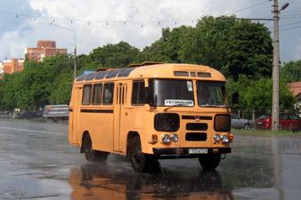 Գյումրուց զորակոչիկներին տեղափոխող ավտոբուսը վթարի է ենթարկվել