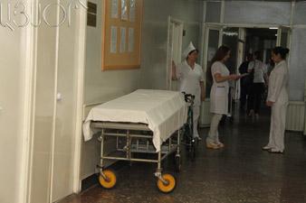 Artush Margarian's health condition sharply deteriorates