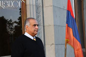 Raffi Hovannisian: We must form national front and embark on struggle